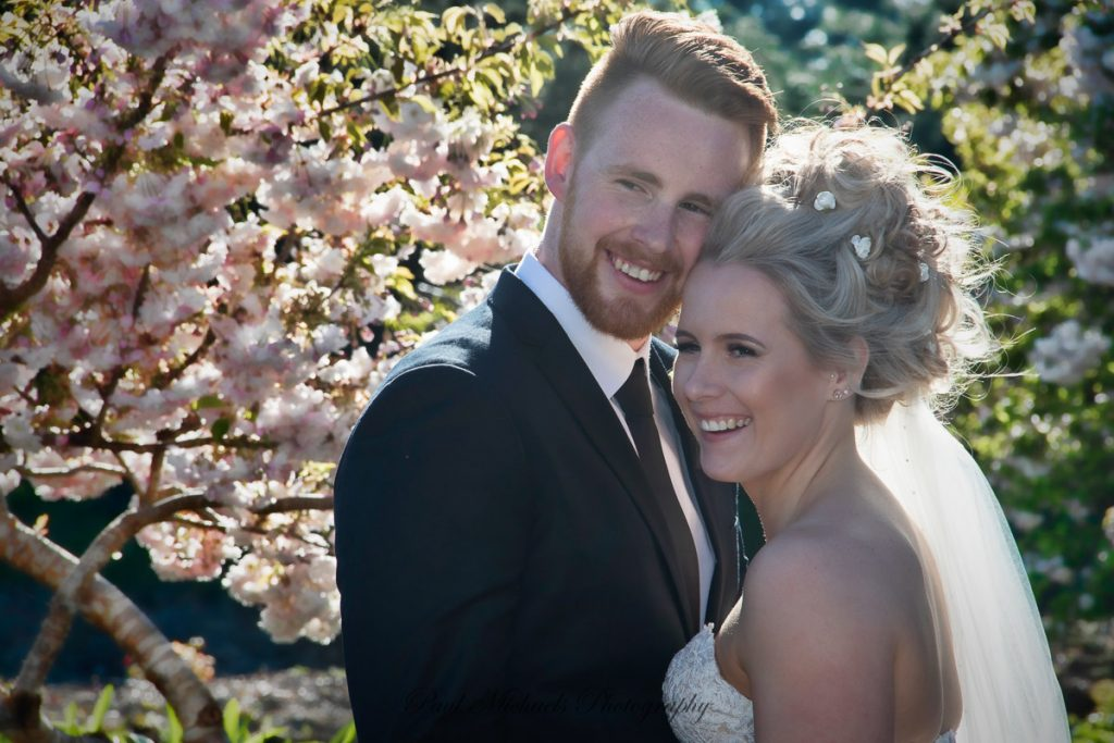 Beautiful Spring wedding of Josh and Emma