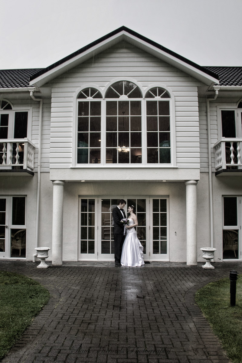 Wallaceville house wedding venue