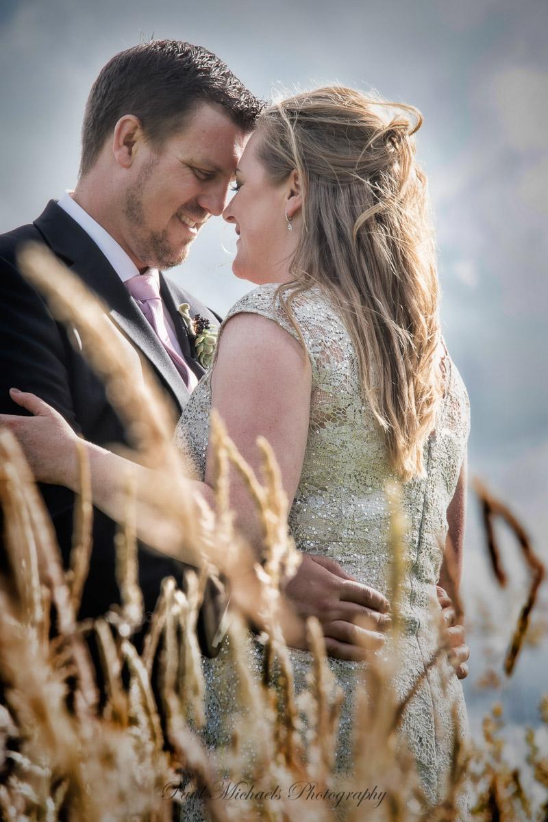 Couple at Brackenridge estate