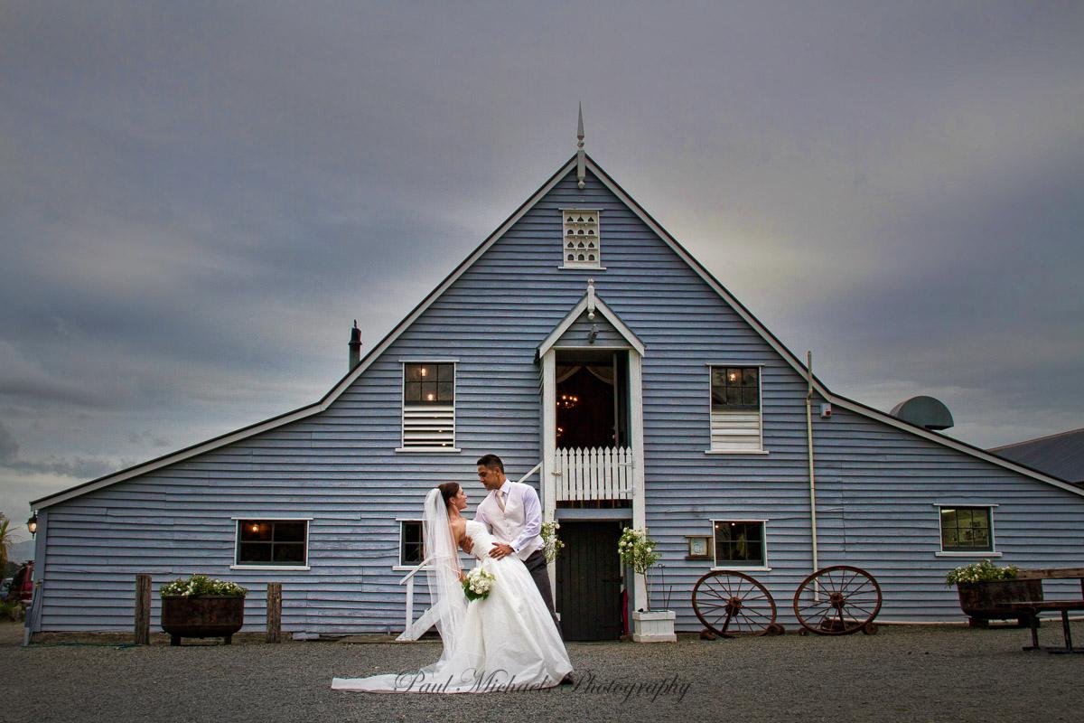 Tarueka wedding venue