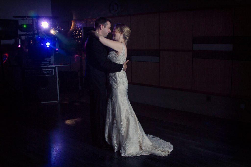 First dance at Silverstream retreat