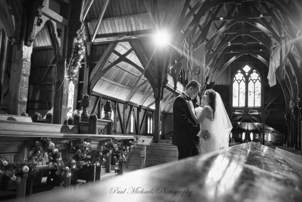 Vows at Old st Pauls