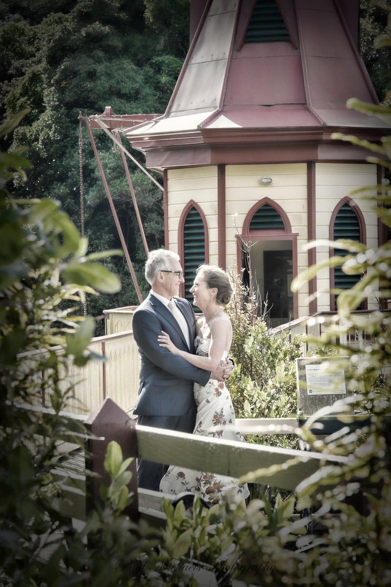 Couple at Zealandia